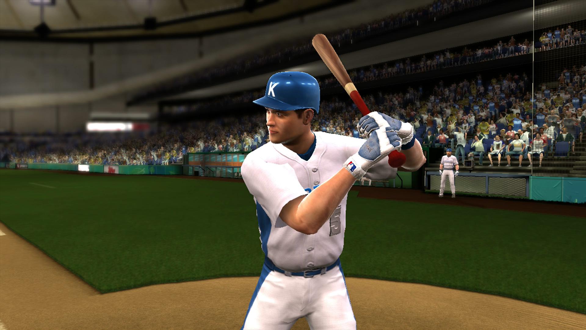 Choi in MLB 2K6