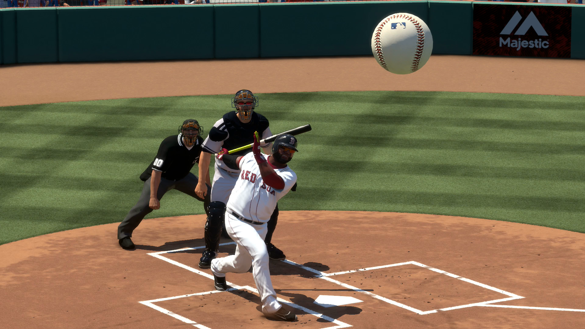 David Ortiz MLB 15 The Show Hitting