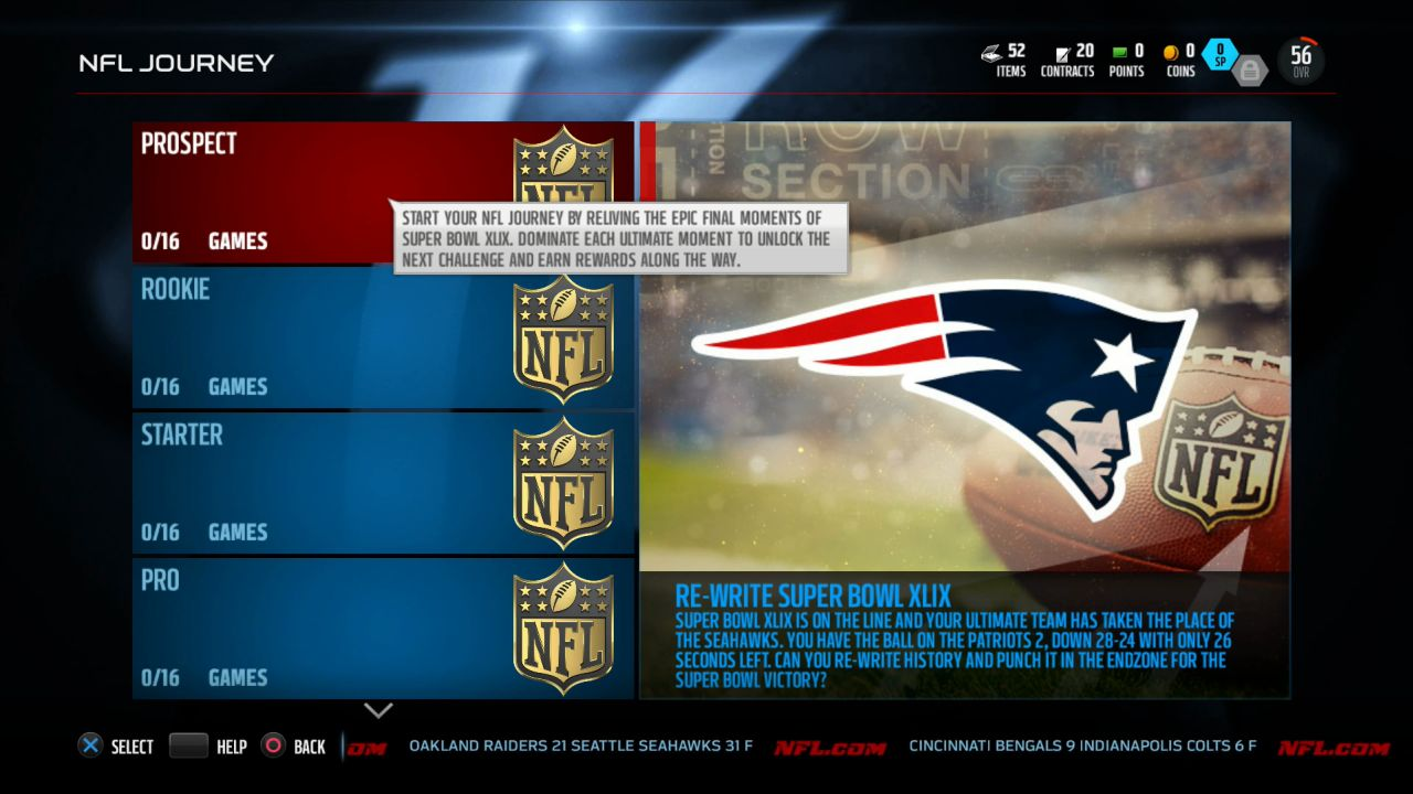 NFL Journey