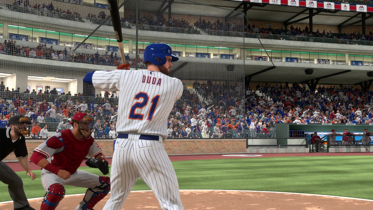 MLB 15: The Show Lucas Duda