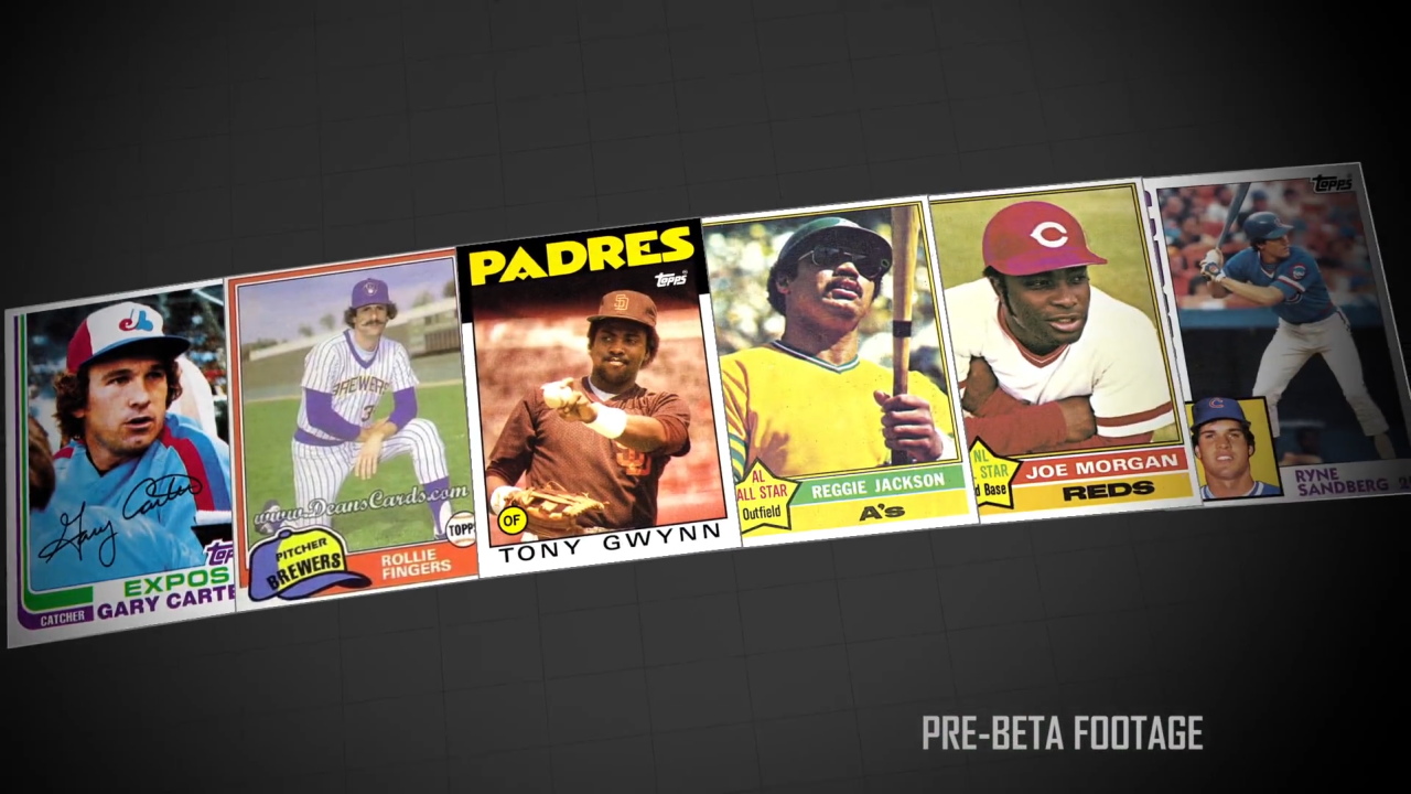 New DD Legends MLB 16