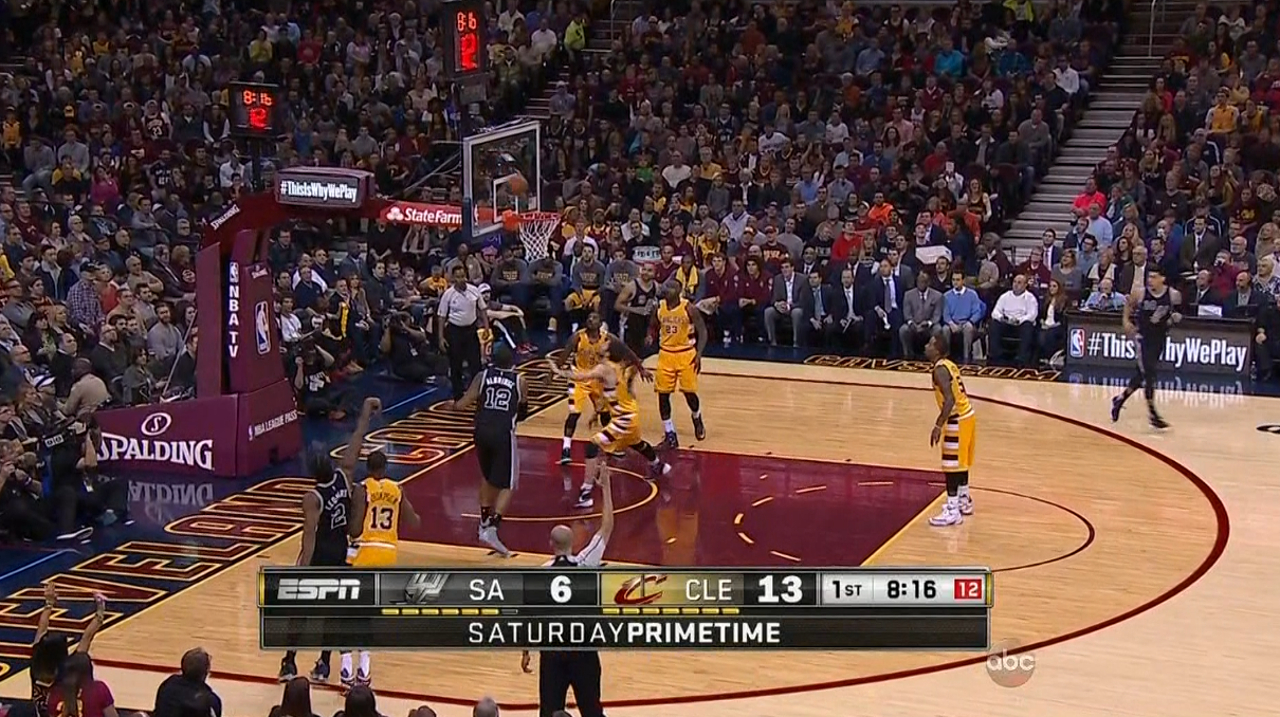 Hit the Pass | Will the light up three-point line make it ...
