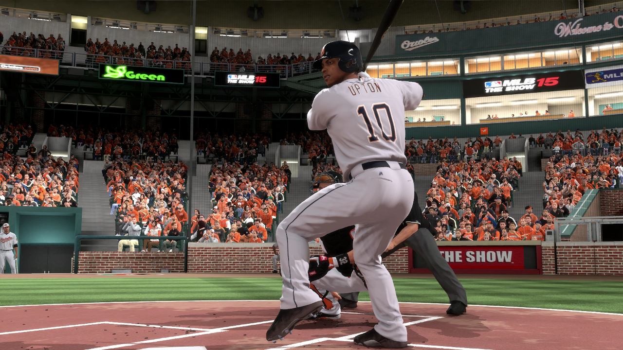MLB 15 The Show Justin Upton Tigers