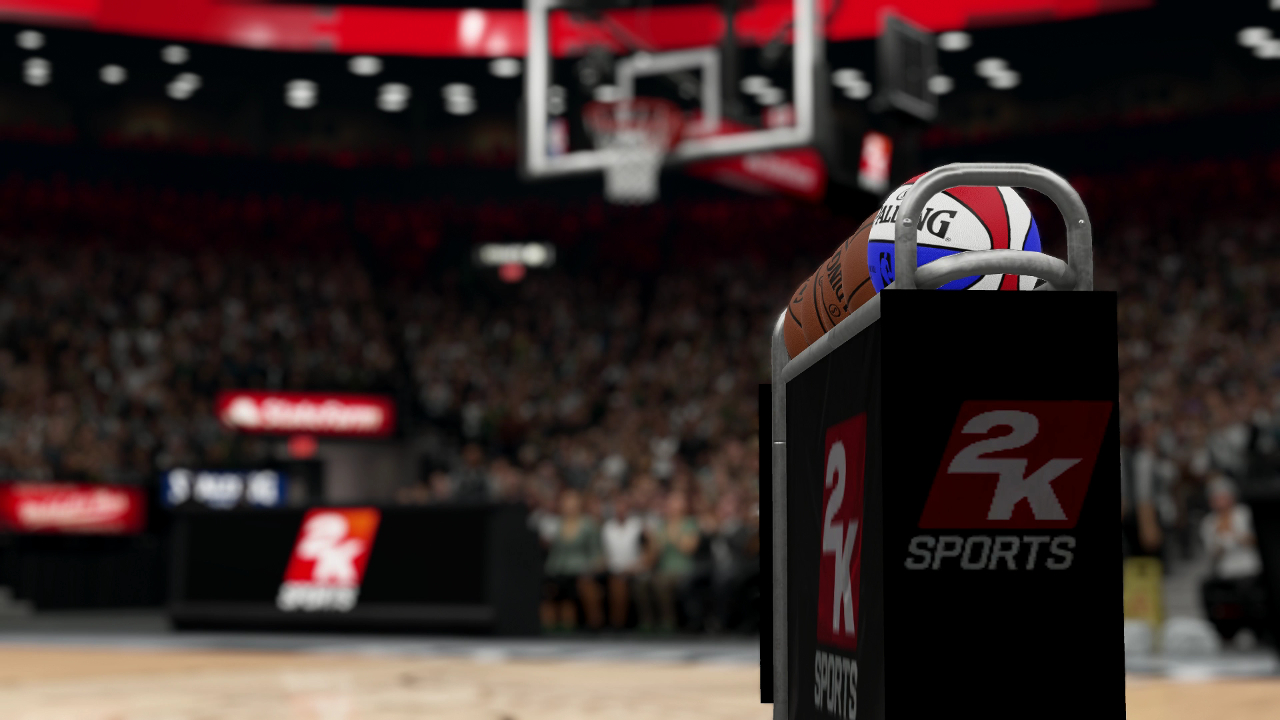 NBA 2K16 Three Point Shootout