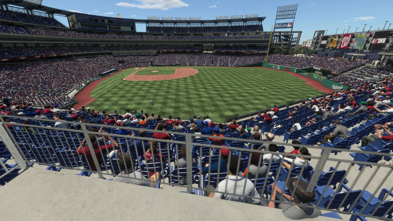 Nationals Park MLB The Show 16