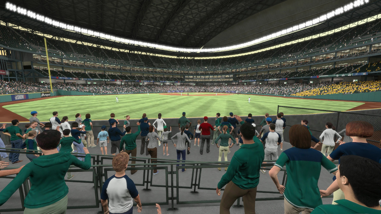 Safeco Field MLB The Show 16
