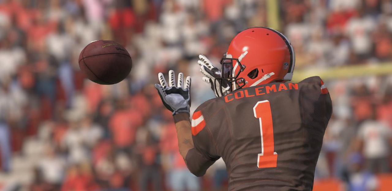 Madden 16 Corey Coleman Browns