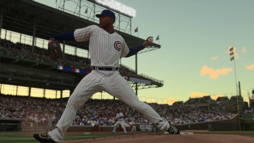 Aroldis Chapman Cubs MLB The Show 16